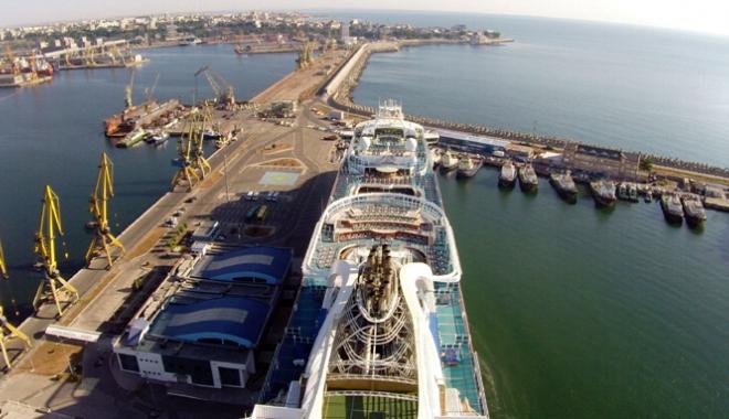 Foto: Marile proiecte de investiţii ale portului Constanţa