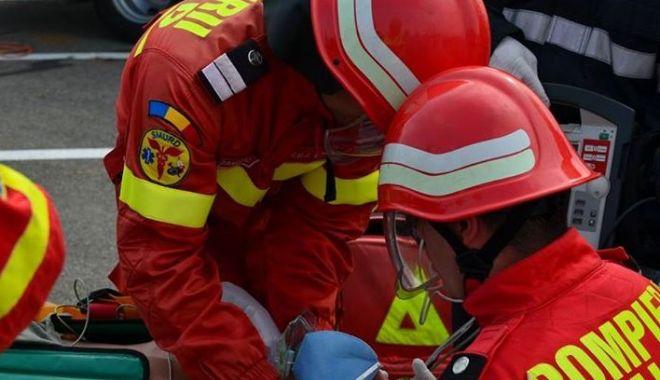 Foto: Alertă la ISU. Marinar mort pe o navă din Portul Agigea