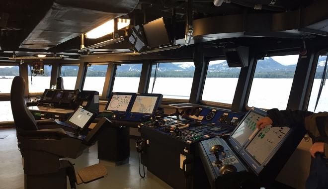 """Foto: Fost comandant de navă: """"După 36 ani de cotizare, 23 ani efectiv pe mare - pensie 1.000 de lei fix!!!"""""""