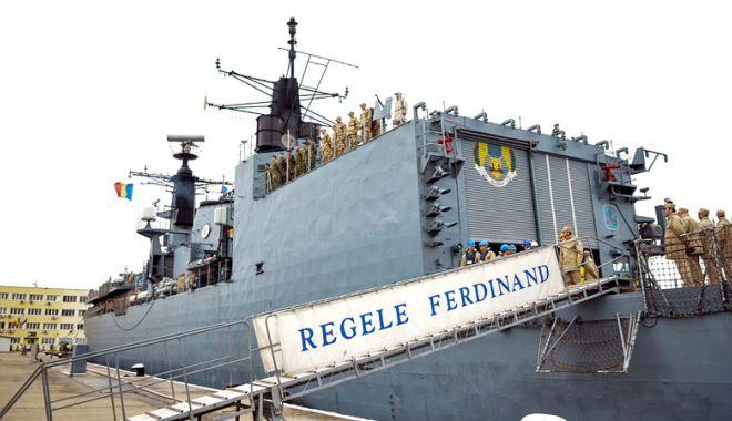 "Foto: Exercițiul ""Breeze"" 18 reunește  300 de marinari militari"