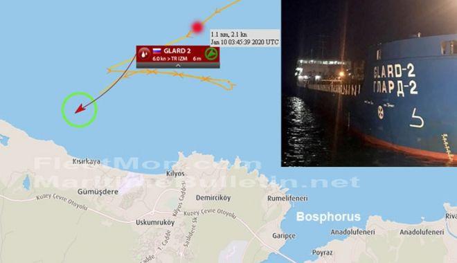 Coliziune în strâmtoarea Bosfor. Trei marinari dați DISPĂRUȚI! Operațiunea de căutare, în desfășurare - marinari-1578658164.jpg