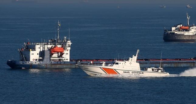 Coliziune în strâmtoarea Bosfor. Trei marinari dați DISPĂRUȚI! Operațiunea de căutare, în desfășurare - marinari1-1578658175.jpg