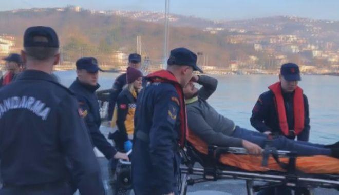 Coliziune în strâmtoarea Bosfor. Trei marinari dați DISPĂRUȚI! Operațiunea de căutare, în desfășurare - marinari2-1578658140.jpg