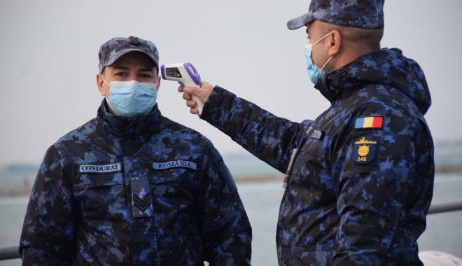 Marinarii militari români, implicaţi în campania națională de vaccinare împotriva COVID-19 - marinariimilitari-1618508775.jpg