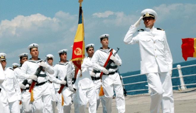Foto: Marinari militari polonezi, voiaj de practică în portul Constanţa