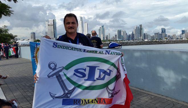 Foto: Marinarii români vor protesta la Bruxelles împotriva dumping-ului social