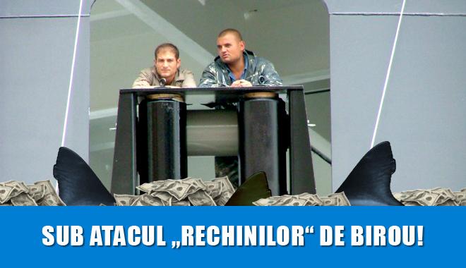 Foto: Câtă ŞPAGĂ dau marinarii români?