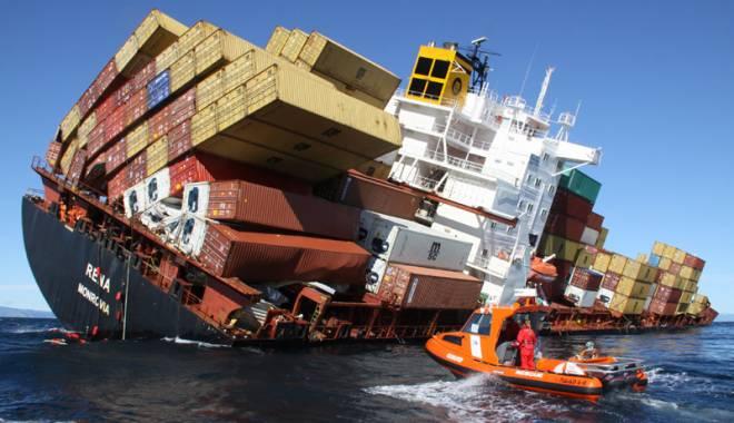 Foto: Marinarul străin e vinovatul de serviciu în accidentele navale