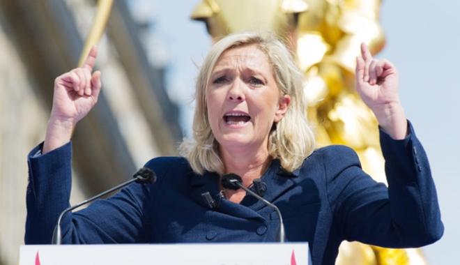 Foto: Marine Le Pen, mari dureri de cap! Câte milioane de euro datorează