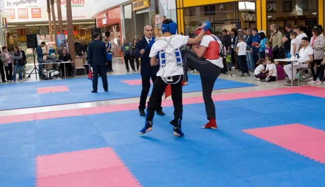 Foto: Maritimo,  gazda Campionatului  Naţional de Kung-Fu