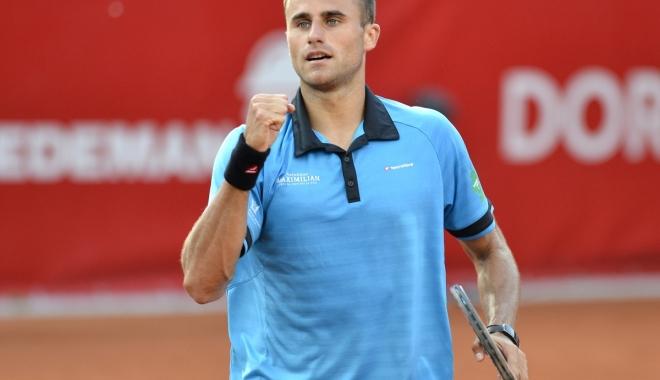 Foto: TENIS / Marius Copil a urcat pe locul 130 în clasamentul ATP