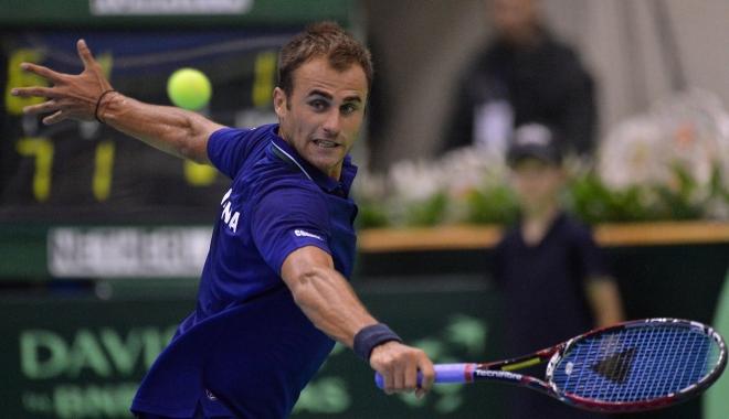 Foto: TENIS / Marius Copil s-a calificat în semifinalele turneului Nottingham