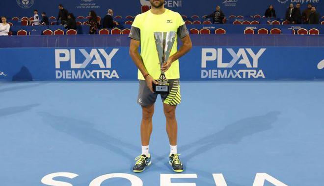 Foto: Marius Copil, învins în prima sa finală ATP