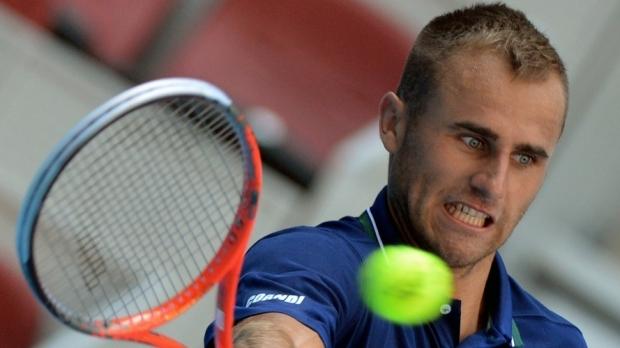 Foto: Tenis / Marius Copil, calificat în optimi la s-Hertogenbosch (ATP)