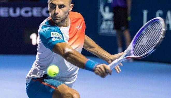 Foto: Tenis, ATP Rotterdam / Marius Copil a ratat calificarea pe tabloul principal