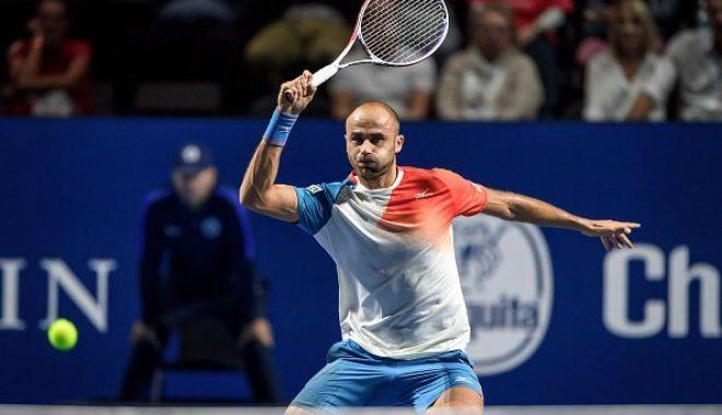 Foto: Tenis, ATP Munchen: Marius Copil, eliminat în turul întâi de Rudolf Molleker, locul 157 în lume
