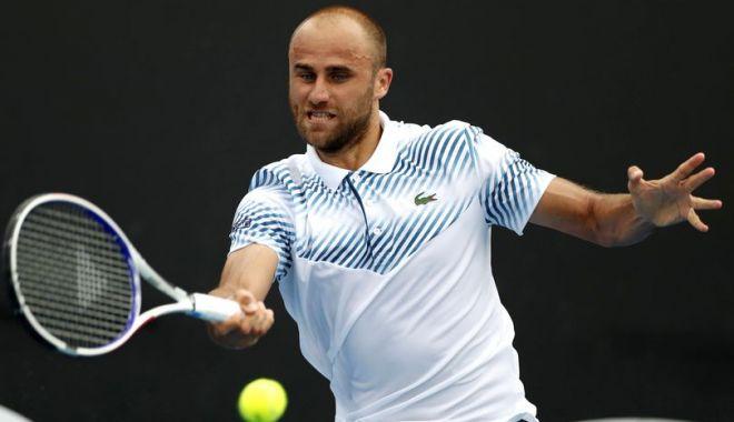 Foto: Cupa Davis: Marius Copil, învins de Benjamin Lock (546 ATP) / România - Zimbabwe 0-1