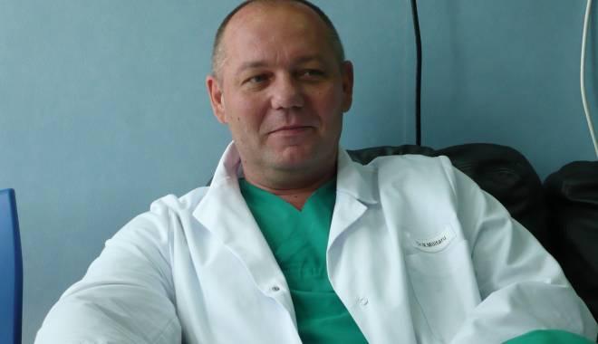 Foto: Dr. Marius Militaru poate profesa la un spital privat din Constan�a
