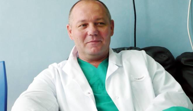 Foto: Se mai ia �pag� �n Spitalul Jude�ean? Marius Militaru, �eful Sec�iei Chirurgie Cardiovascular�, condamnat la �nchisoare
