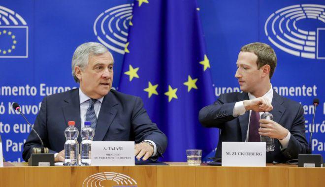 Foto: Facebook a cedat presiunilor. Schimbarea majoră pe care a anunțat-o, la insistențele UE