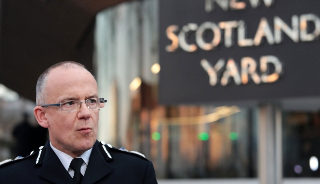 Foto: ATENTAT LONDRA / Poliţia a arestat încă două persoane