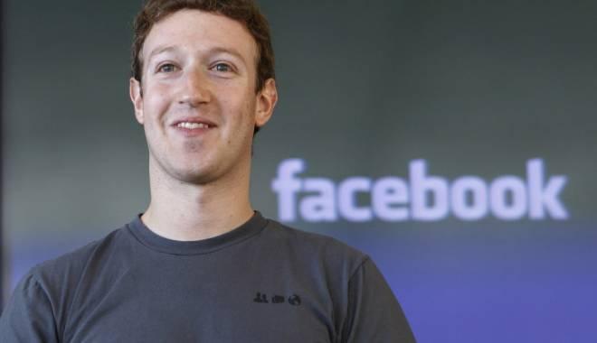 Foto: Un român se judecă cu fondatorul Facebook