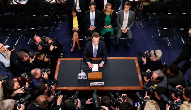 Foto: Mark Zuckerberg, audiat în Parlamentul European. Oficialii europeni cer ca evenimentul să fie transmis live