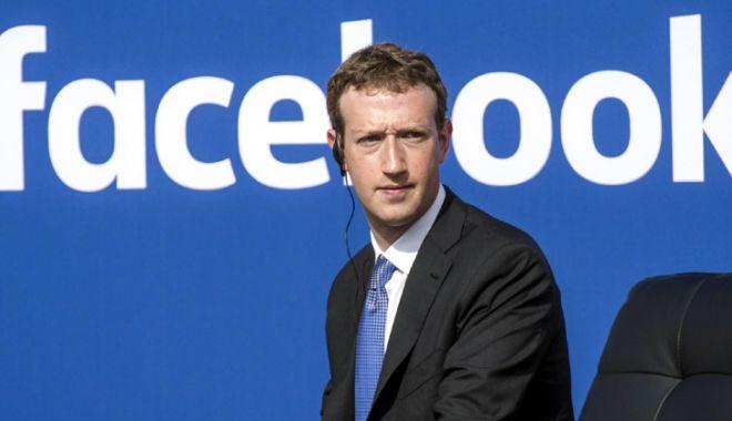 Foto: Zuckerberg, la Parlamentul European: Una dintre priorităţile de top este siguranţa alegerilor