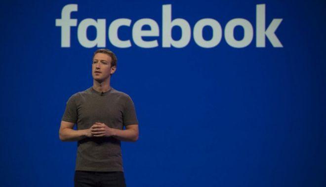 Foto: Prima reacție a lui Mark Zuckerberg în scandalul Cambridge Analytica