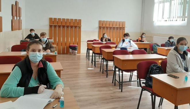Foto: Evaluarea Națională începe cu proba scrisă la Limba Română. Cum se va desfășura examenul