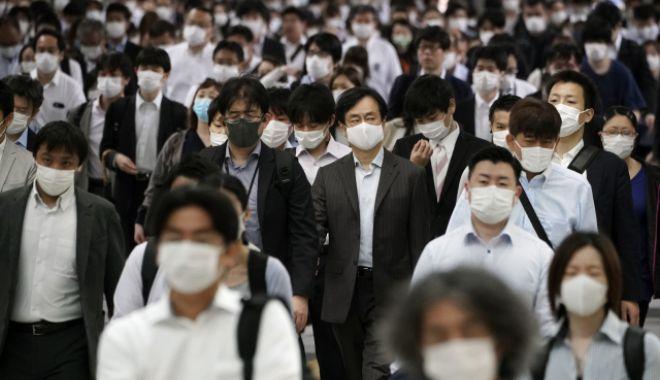 Foto: Tokyo ar putea declara starea de urgență dacă situația se agravează
