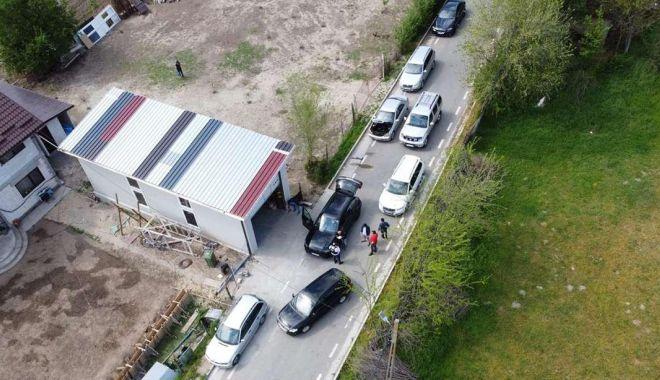 Audi depistat de Garda de Coastă în aceeași zi în care a fost dat în urmărire de nemți - masinagarda1-1620329747.jpg