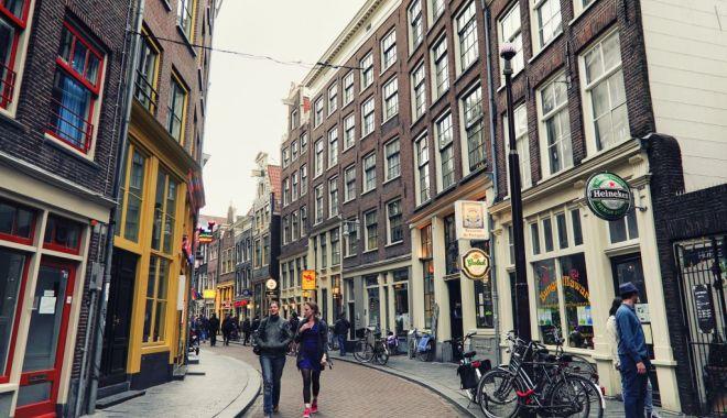 Foto: Orașul european care vrea să interzică complet mașinile diesel și pe benzină