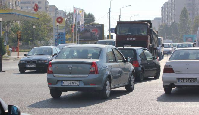 Foto: Atenţie, constănţeni! Trafic restricţionat pe strada Unirii din Constanţa