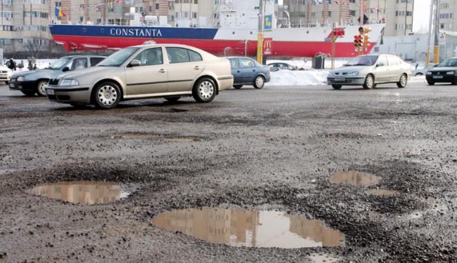 Foto: Vreţi şosele de calitate?  Faceţi reforma achiziţiilor publice!