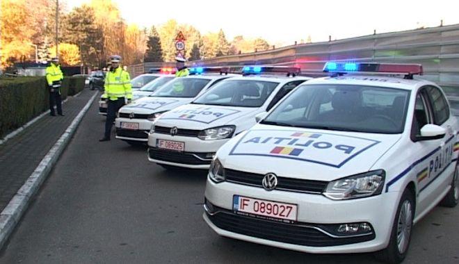Foto: Maşini noi pentru Poliţia Română! Ce spune premierul Dăncilă
