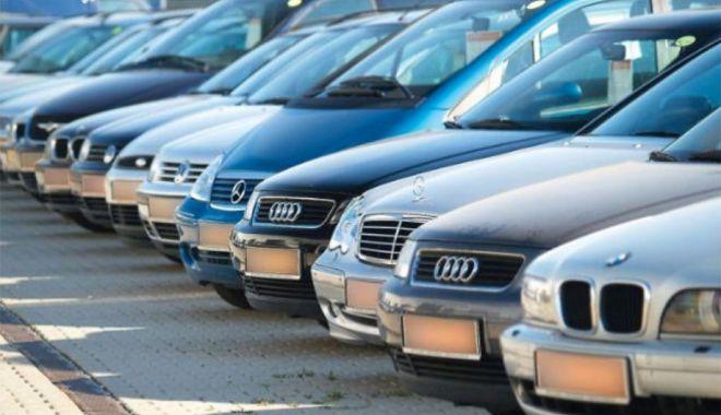 Foto: Toate maşinile SH, verificate de ANAF: A doua maşină cumpărată într-un an va fi reţinută