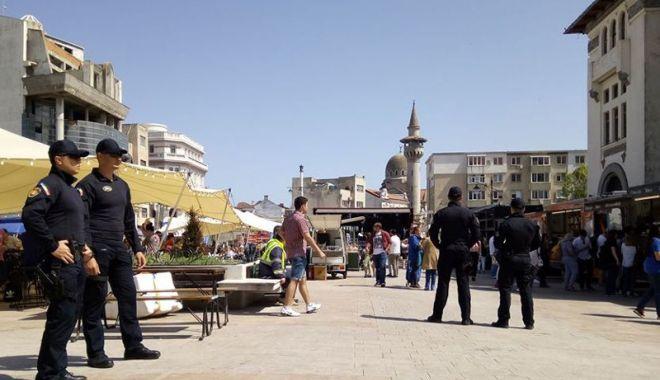 Foto: Măsuri de asigurare a ordinii publice în week-end