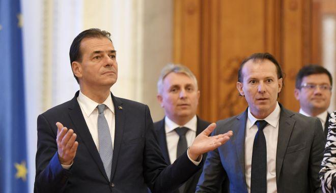 Foto: Măsurile prin care Guvernul Orban vrea să relanseze economia