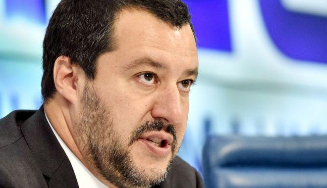 Foto: Matteo Salvini ţinteşte preşedinţia Comisiei Europene