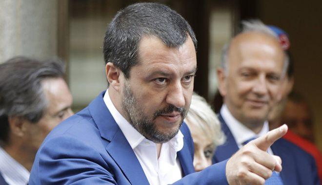 Matteo Salvini s-a întâlnit la Praga cu şeful extremei drepte din Cehia - matteo-1555250941.jpg