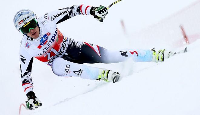 Foto: Soci, Schi Alpin / Matthias Mayer, campion olimpic