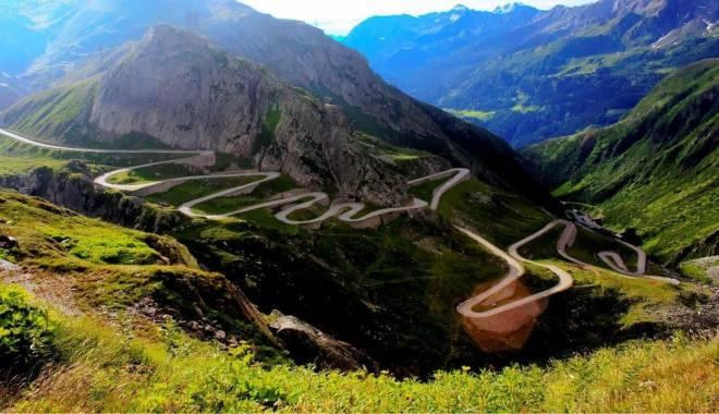 Foto: Record de viteză pe Transfăgărăşan