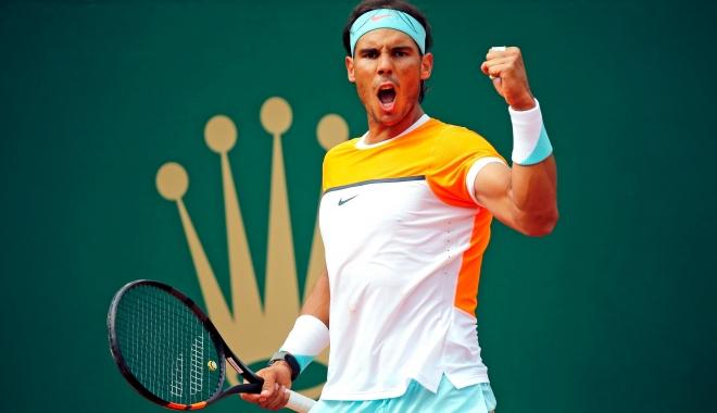 Foto: TENIS / Rafael Nadal s-a calificat în sferturi la Australian Open