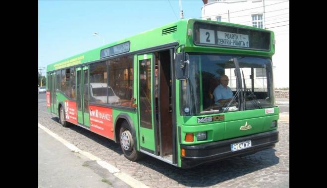 Foto: RATC. Iată cine va beneficia de transport gratuit, în Constanţa