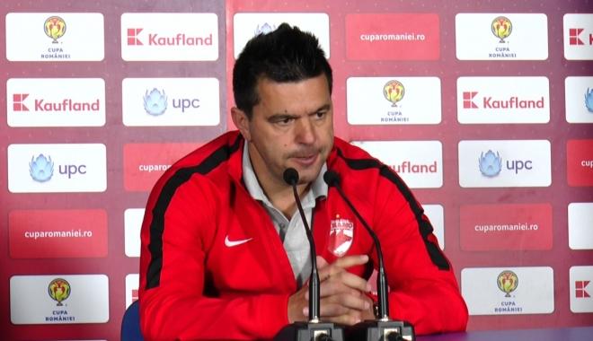 Foto: FOTBAL / Cosmin Contra şi-a prelungit contractul cu Dinamo