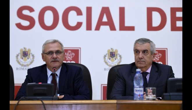 Foto: Comitetul Executiv Naţional se reuneşte în şedinţă