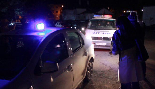 Foto: Povestea asasinatului din Vrancea. Suspecţii au urmărit victima două luni, au vopsit maşina şi au folosit numere false