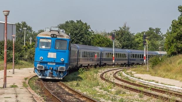Foto: Foc de ARMĂ tras asupra unui tren de persoane!