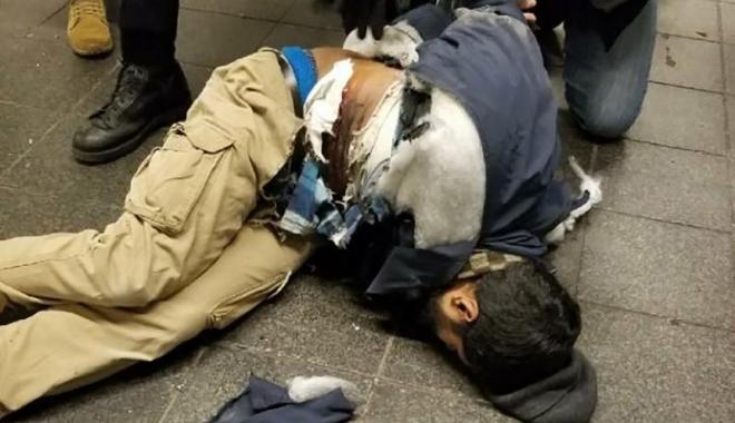 Foto: Explozie în autogară! Suspectul, un simpatizant ISIS, a fost reținut